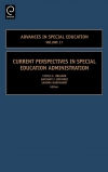 Jacket Image For: Current Perspectives in Special Education Administration