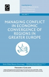Jacket Image For: Managing Conflict in Economic Convergence of Regions in Greater Europe