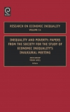 Jacket Image For: Inequality and Poverty