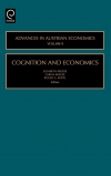 Jacket Image For: Cognition and Economics