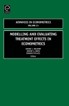 Jacket Image For: Modelling and Evaluating Treatment Effects in Econometrics