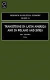 Jacket Image For: Transitions in Latin America and in Poland and Syria