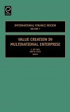 Jacket Image For: Value Creation in Multinational Enterprise