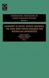 Jacket Image For: Autonomy in Social Science Research