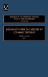 Jacket Image For: Documents from the History of Economic Thought