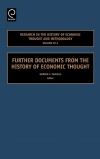 Jacket Image For: Further Documents from the History of Economic Thought