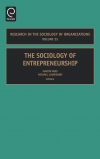 Jacket Image For: The Sociology of Entrepreneurship