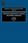Jacket Image For: Competence Perspectives on Learning and Dynamic Capabilities