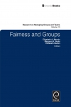 Jacket Image For: Fairness and Groups