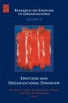 Jacket Image For: Emotions and Organizational Dynamism