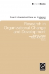 Jacket Image For: Research in Organizational Change and Development