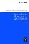 Jacket Image For: International Education Governance