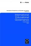 Jacket Image For: International Education Governance