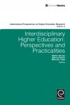 Jacket Image For: Interdisciplinary Higher Education