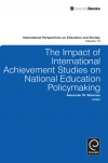 Jacket Image For: The Impact of International Achievement Studies on National Education Policymaking