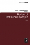 Jacket Image For: Review of Marketing Research