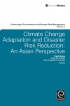 Jacket Image For: Climate Change Adaptation and Disaster Risk Reduction