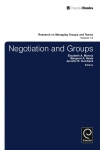 Jacket Image For: Negotiation in Groups