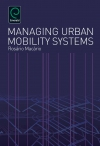 Jacket Image For: Managing Urban Mobility Systems