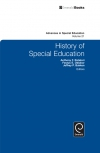 Jacket Image For: History of Special Education