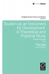 Jacket Image For: Tourism as an Instrument for Development