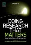 Jacket Image For: Doing Research That Matters