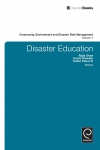 Jacket Image For: Disaster Education