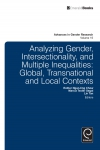 Jacket Image For: Analyzing Gender, Intersectionality, and Multiple Inequalities