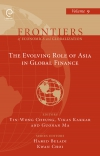 Jacket Image For: The Evolving Role of Asia In Global Finance