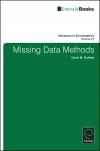 Jacket Image For: Missing-Data Methods
