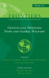 Jacket Image For: Genetically Modified Food and Global Welfare