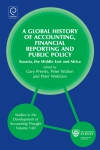 Jacket Image For: Global History of Accounting, Financial Reporting and Public Policy