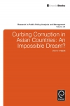 Jacket Image For: Curbing Corruption in Asian Countries