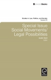 Jacket Image For: Special Issue: Social Movements/Legal Possibilities