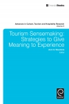 Jacket Image For: Tourism Sensemaking