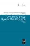 Jacket Image For: Community Based Disaster Risk Reduction