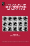 Jacket Image For: Collected Scientific Work of David Cass