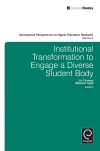 Jacket Image For: Institutional Transformation To Engage A Diverse Student Body