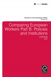 Jacket Image For: Comparing European Workers