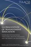 Jacket Image For: Globalization of Management Education