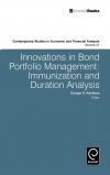 Jacket Image For: Innovations in Bond Portfolio Management