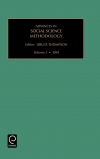 Jacket Image For: Advances in Social Science Methodology