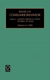 Jacket Image For: Research in Consumer Behaviour