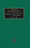 Jacket Image For: Research on Accounting Ethics