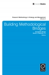 Jacket Image For: Building Methodological Bridges