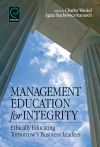 Jacket Image For: Management Education for Integrity