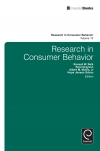 Jacket Image For: Research in Consumer Behavior