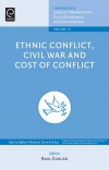 Jacket Image For: Ethnic Conflicts, Civil War and Cost of Conflict