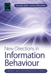 Jacket Image For: New Directions in Information Behaviour