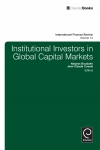 Jacket Image For: Institutional Investors In Global Capital Markets